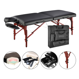 "Master 31"" Montclair Portable Massage Table Pro Package"