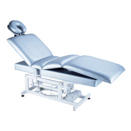 Electrically Adjustable Massage/Facial Table