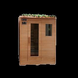 4 Person Compact Therapy Sauna