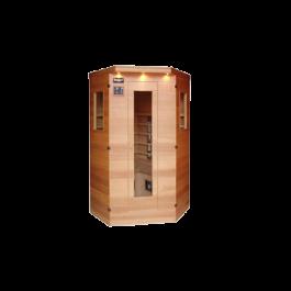 3 Person Therapy Corner Sauna