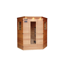 4 Person Therapy Corner Sauna