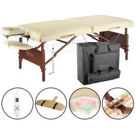"30"" Del Ray Therma-Top Portable Massage Table"