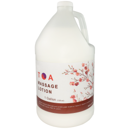 Hydrating Body Massage Lotion- Unscented 1 Gallon