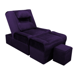 ELLA99-02 Electric Fabric Foot Massage Sofa- Flat