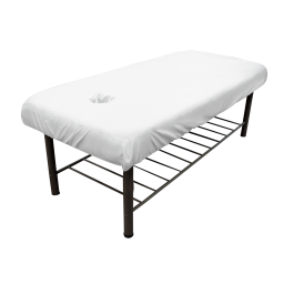 6pc/pkg Fitted Sheets Reusable Massage Table Cover