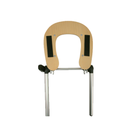 Standard Wooden Face Rest Cradle Brace Free Shipping
