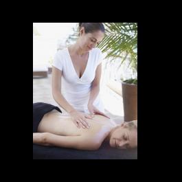 KT Body Massage Poster