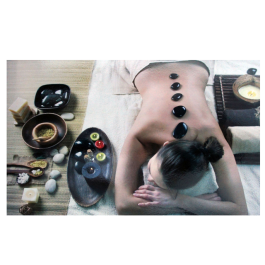 KT Back & Body Massage Hot Stone Treatment with Accessories Picture