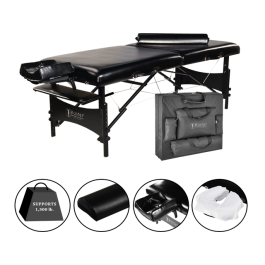 "30"" Galaxy Portable Massage Table"