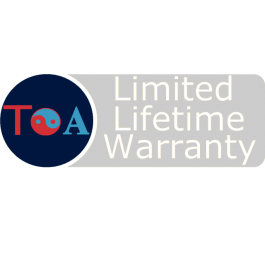 """Limited Lifetime Warranty on """"A6-SZMU""""  Sofas"""
