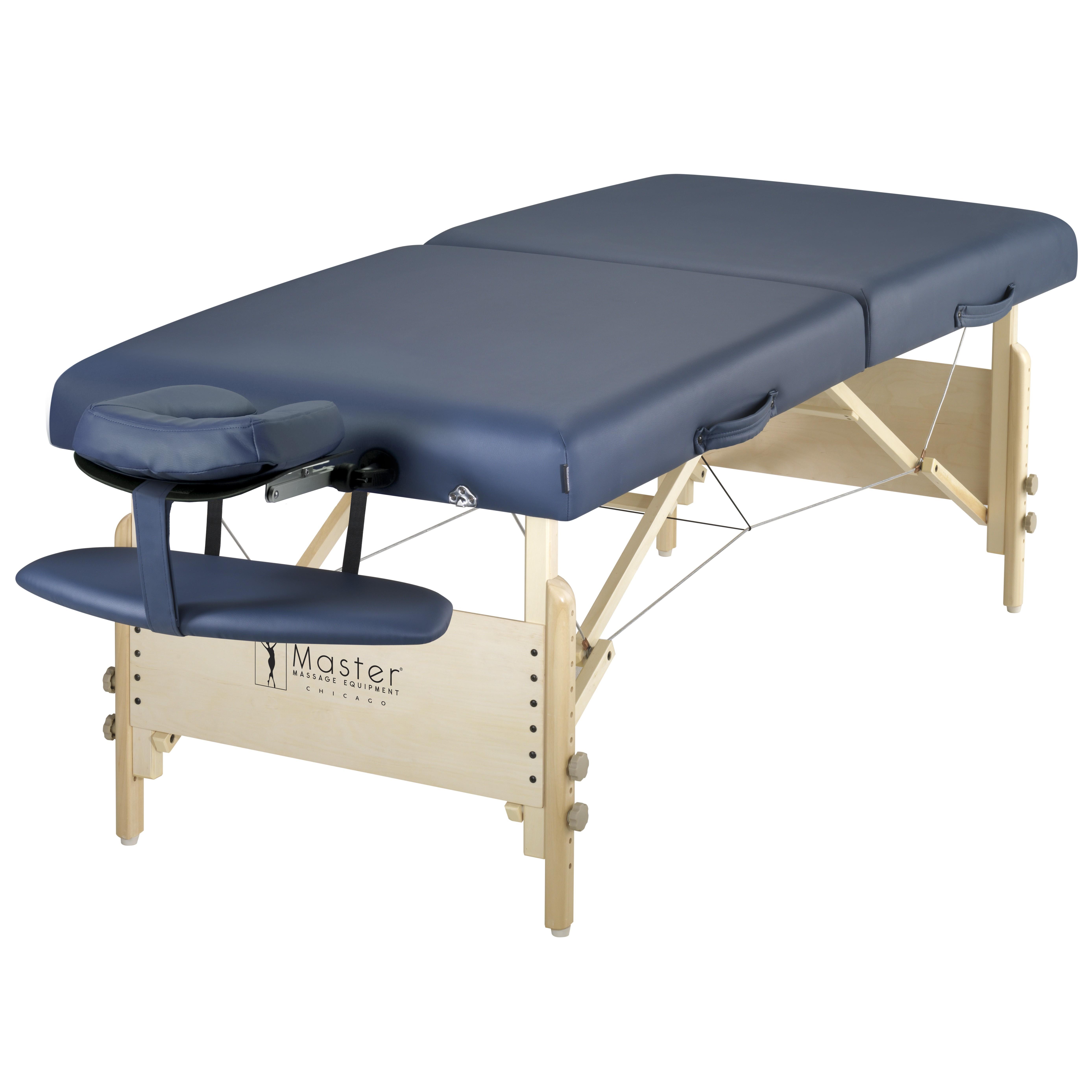 Master 30 Coronado Folding Portable Spa Massage Table