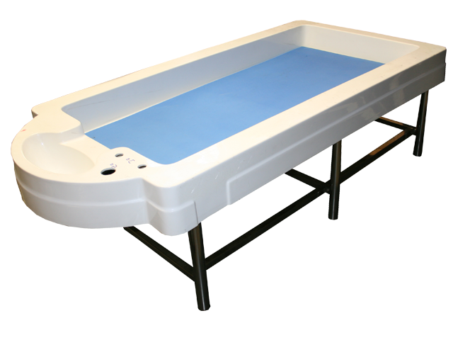 Vichy Hydraulic Massage Shower Table Bed Basic Massage