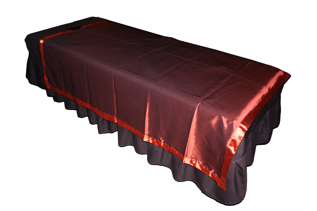 Earth Gear Massage Table http://www.toaspa.com/massage-table-silk-sheet.html