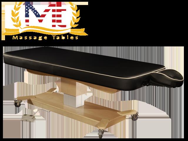mt maxking comfort electric lift massage table package massa