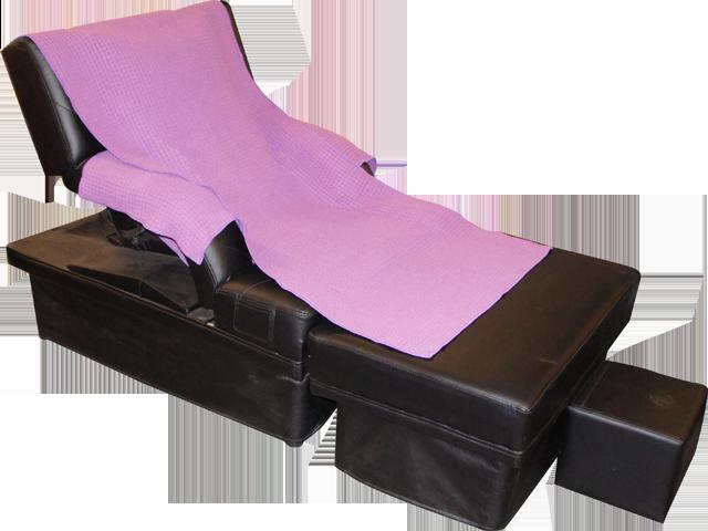 Foot Massage Sofa Cover 3 Pcs Massage Spa Equipment Supply