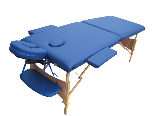 Portable folding spa therapy massage table set massage spa for Table salon retractable