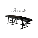 Adjusting Portable Folding Chiropractic Table Arena 180- Black With Case Free Shipping