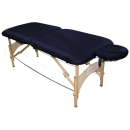 EarthGear DreamLite  Massage Table -Navy Blue