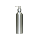 4 Bottles Aluminium Empty Pump Bottle -8oz Free Shipping