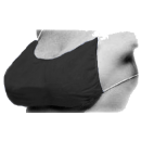 Disposable Paper Bra One Size Fits All - Black