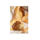 XL Back Massage Warming Sunlight Picture Poster