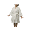 Cotton Robes -White