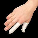 Medical Finger Glove Cots Large/Pkg