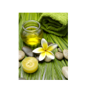 XL Relaxing Massage Decoration Picture Poster