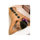 XL Hot Stone Massage Treatment Picture Poster
