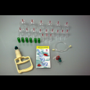 Plastic Acupuncture Cupping Set- 18 Cups