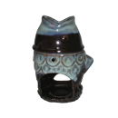 Blue Fish Oil Burner