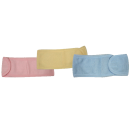 Terry Spa Headband -Pink