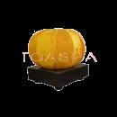 Yellow Small Round Decorative Lamp