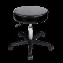 Master Beauty Rolling Swivel Hydraulic Massage Stool (Black) Free Shipping