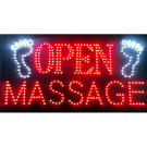 LED Open Massage Sign