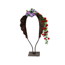 Floral Vine Bronze Decoration