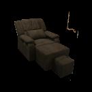MULA-03 Fabric Reclining Foot Massage Sofa w/ Armrest