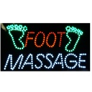 Foot Massage Flashing Sign- LED