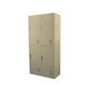 Heavy Duty Compartment Locker- 4 Big Lockers