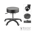 Master Adjustable Rolling Working Massage Salon Medical Stool