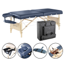 "Master 30"" Coronado Folding Portable Spa Massage Table Package"