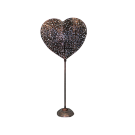 Heart Bronze Decoration - Small