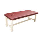 Adjustable Height Stationary Massage Table