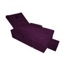Foot Massage Sofa- Dark Purple