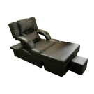 PVC Electric Foot Massage Sofa