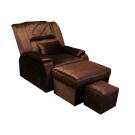ELLA08-01 Electric Fabric Reclining Foot Massage Sofa w/ Armrests