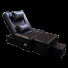 SZMU-02 PVC Reclining Foot Massage Sofa- With Lines