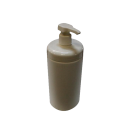 Empty Cream Bottle With Pump - 32oz
