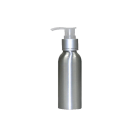 Empty Aluminium Bottle With Pump -small
