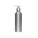 Aluminium Empty Pump Bottle -Big